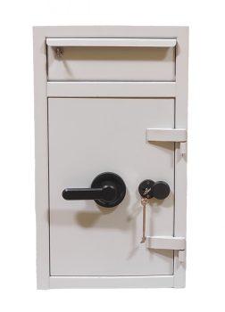 SN E-5 BB billenő-ajtós bedobós páncélszekrény