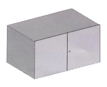 Belső rekesz (360 mm magas) 4-5 méretű páncélszekrényekhez